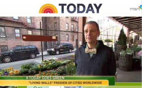 Check out our little garden center under the tracks on the TODAY show today! http://www.today.com/video/today/51619345 Big thanks to Stephen Ritz, Green Bronx Machine and the US Green Building Council for visiting our shop!