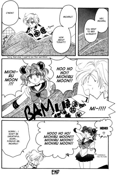 silvermoon424:  MICHIRU MOON! MICHIRU MOON!