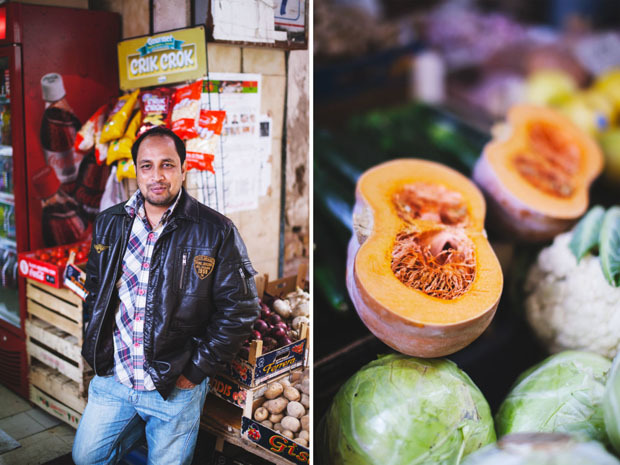 Diptychs of Merchants and Their Goods in Palermo, Italy