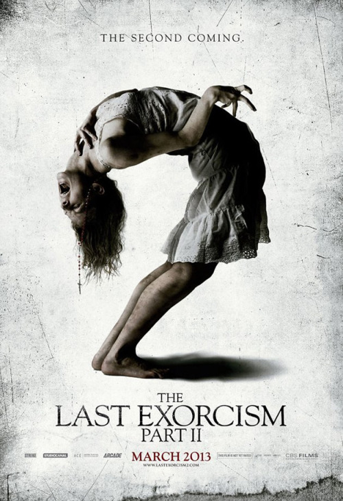 The Last Exorcism Part II | NEW POSTER