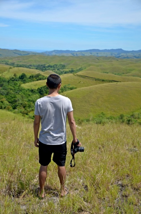 Savana lain di sumba timur #myadventureindonesia #sumba_birthdaytrip – View on Path.