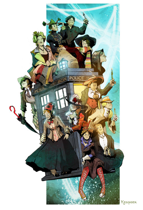 time ladies by *BrianKesinger