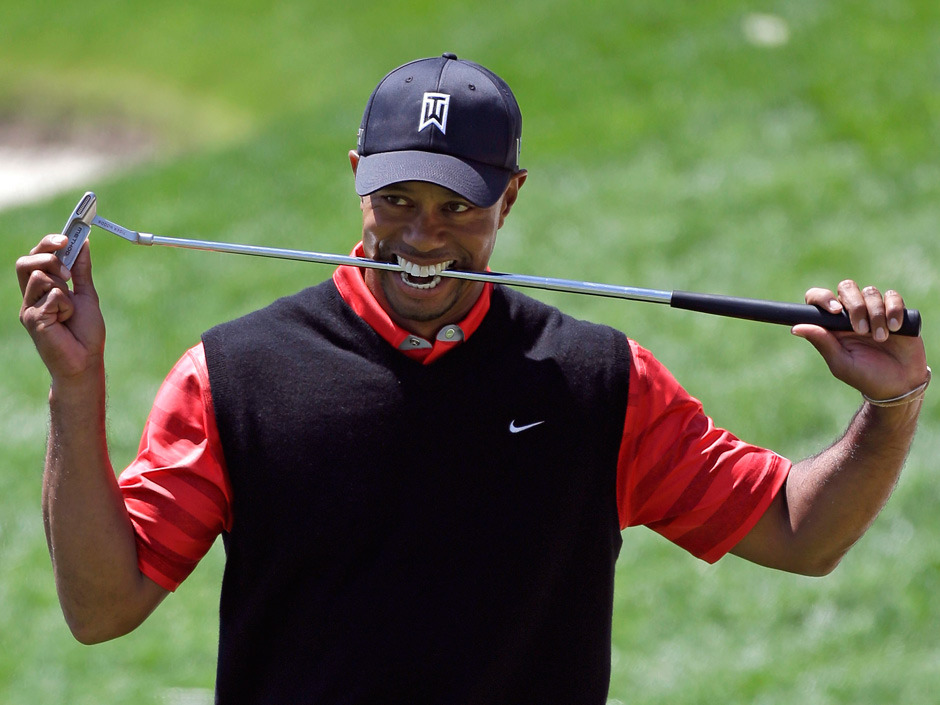 "Tiger Woods is back to No. 1 in the world with a game that look as good as ever. Woods tied a PGA Tour record Monday by winning the Arnold Palmer Invitational for the eighth time, and this one had some extra significance. It returned him to the top of the world ranking for the first time since the final week of October 2010, the longest spell of his career. Woods fell as low as No. 58 in the world as he coped with a crisis in his personal life and injuries to his left leg. One week after he announced he was dating Olympic ski champion Lindsey Vonn, Woods celebrated his third win of the season, and his sixth going back to Bay Hill a year ago. ""It's a byproduct of hard work, patience and getting back to winning golf tournaments,"" Woods said. Vonn tweeted moments after his win, ""Number 1 !!!!!!!!!!!!!"" (Photo: John Raoux/The Associated Press)"