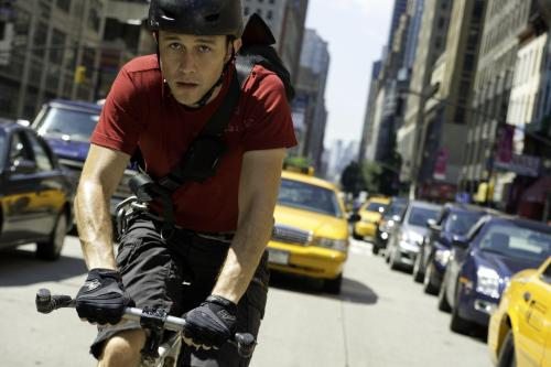 #12 - Premium Rush (2012) David Koepp - 1/15/2013 I guess this was fun. I watched it with two friends - one loved it, another liked it, I did not so much. And I know this is like heresy, but I really don't loooove JGL. He's fine. I don't love him. I really didn't like Jamie Chung and her horrible attempt at an accent and badly stereotyped portrayal. I really didn't like Michael Shannon and his horrible overacting (wth? he was really bad!). And I really really didn't like the dated storyline - corrupt cop with a gambling problem, Chinese crime syndicate/gambling ring - that does nothing to add any subtlety, or any complexity to what is basically an antiquated story outline, other than to throw bike messengers in the mix. I think this has rotted even more in my memory.