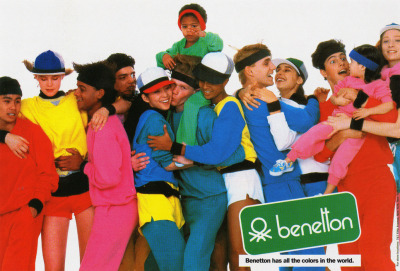 #benetton, #ad, #1984, #retro, #advertisement, #united_colors_of_benetton, #vintage, #advertising