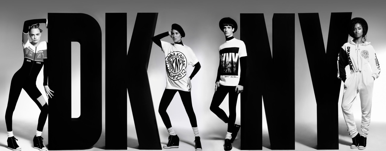 openingceremony:  DKNY Exclusively for Opening Ceremony is now available in stores and online! Shop the collection here.