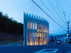 House in Muko by Fujiwaramuro Architects.