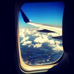 #sky #flying #clouds