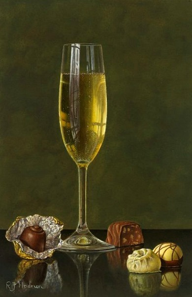 Roy Hodrien Champagne and Chocolates 2012