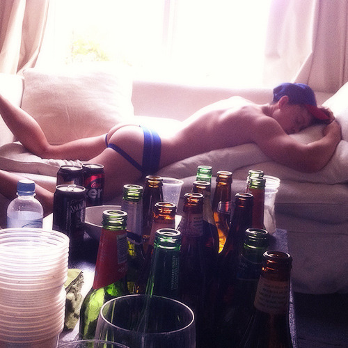 bromofratguy:  Me, after a saturday night