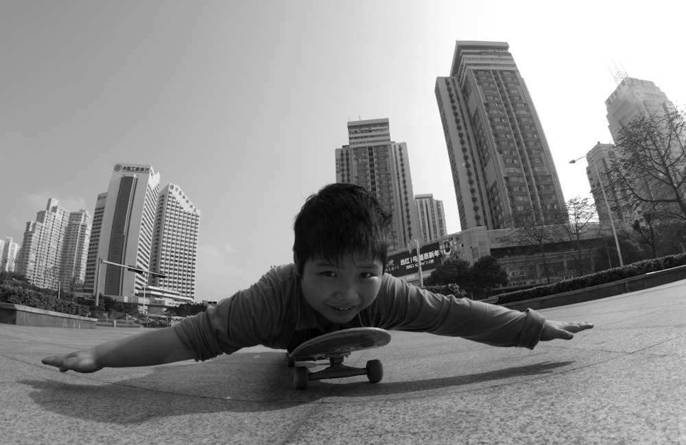 Dirt Boy - Shenzhen, China - February 2013