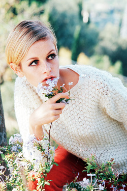 vintagegal:  Twiggy c. 1960's