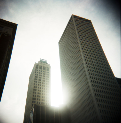 Tulsa #lomography #holga #eventualgram