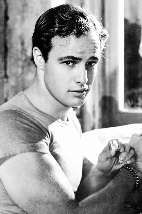 vintagegal:  Marlon Brando in A Streetcar Named Desire (1951)