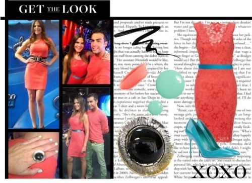 GET THE LOOK por sharaffashion con lipsy