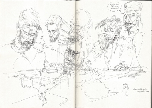 Sketchbook José Leite 2013