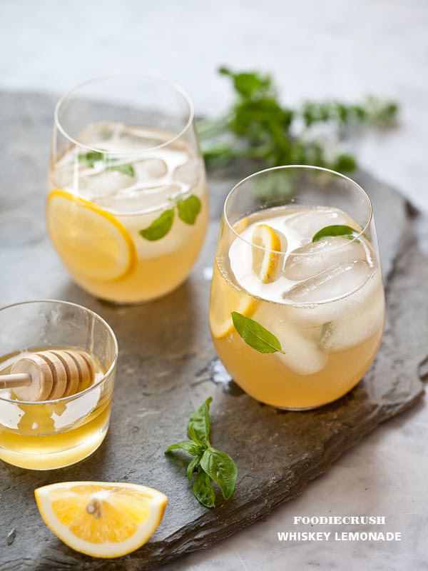gastrogoodies:  Whiskey Lemonade
