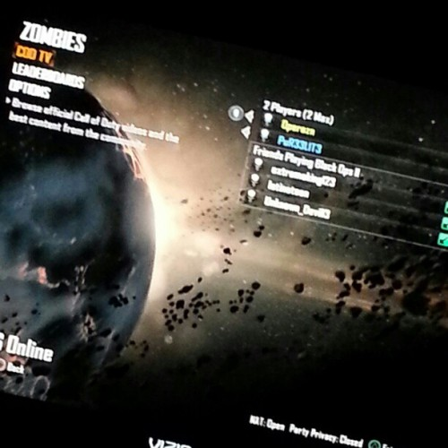 zombies anybody? #ps3 #zombies #rightnow #addme