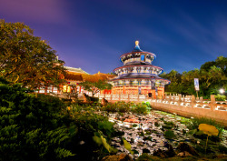 The Beautiful Far East  photographer: Tom Bricker  location: EPCOT China Pavilion