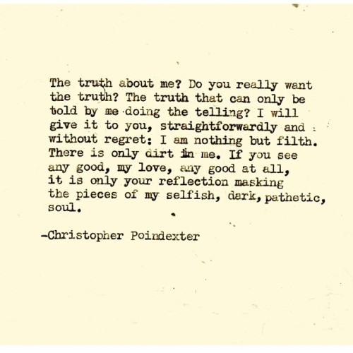 "christopherpoindexter:  I just want to relate. Up late think of the ways. ""The blooming of madness"" poem #8 #poetry #poem #artist #artist #inspiration #inspire #typewriter #vintage #words #writing #write"