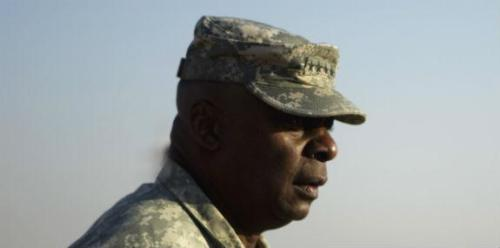 On Friday, Gen. Lloyd Austin became the first African-American leader of the U.S. Central Command, he was also the first African American to serve in his previous position as the vice chief of staff.