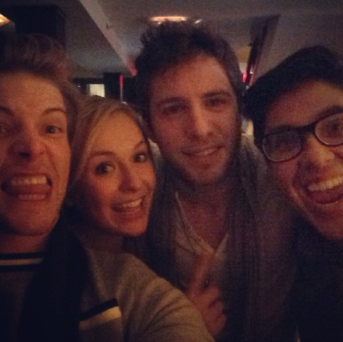 coreymach: godspell reunion. love these fucks so much