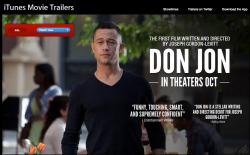 hitrecordjoe:  Hey everybody, the first trailer is now up for my new movie, Don Jon! I'm so curious to hear what you think of it :o)WATCH THE TRAILER HERE! And all you talented gif-makers running around on Tumblr, like I know you are, I'm looking forward to seeing what you make out of this…