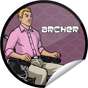 I just unlocked the Archer Episode 4 sticker on GetGlue                      3341 others have also unlocked the Archer Episode 4 sticker on GetGlue.com                  The impeccably dressed and openly gay Ray is also an Olympic medalist. Do you know what for? Thanks for checking-in to episode 4. Share this one proudly. It's from our friends at FX.