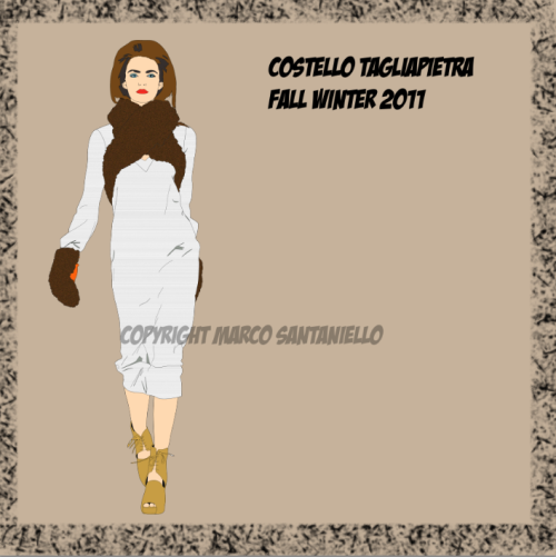 #FASHIONPOPBOX N.40 @costellotaglia fall 2011 by @superstarmix