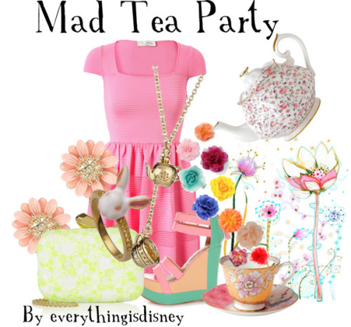 Mad Tea Party by everythingisdisney