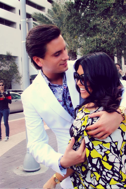 Lord Disick and Kourt