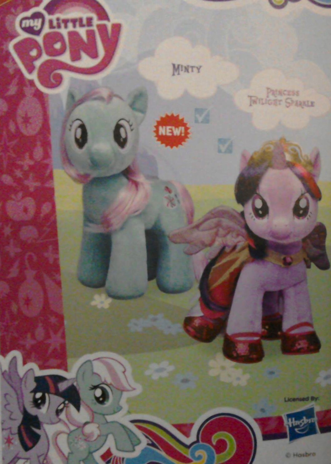Build A Bear My Little Pony New Releases