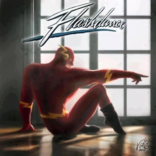 Flashdance? Flash Dance? scifisweetheart:  Flashdance