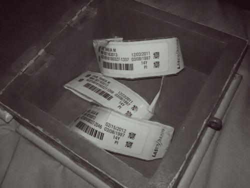 hospital bracelet on Tumblr