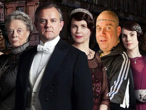 "Downton Abbey has cast Paul Giamattiand has officially ""jumped the Rhino."""