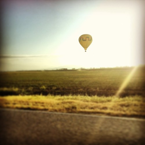 Finally home… #morning #hotairballon #easter #sunday #scenic #scenery #adventure #fun #igfamous