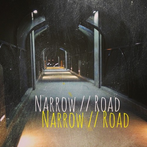 """Enter through the narrow gate. For wide is the gate and broad is the road that leads to destruction, and many enter through it. But small is the gate and narrow the road that leads to life, and only a few find it."" -Matthew 7:13-14.  #jj #photooftheday #jj_forums #instagood #instamood  #instagram #gmy #iphoneography #iphoneonly #iphonesia #igers #igaddicts #ig #instagramhub #statigram #bestoftheday #20likes #30likes  #40likes #50likes #100 #jesus #christian #God #bible #road #narrow #bikepath"