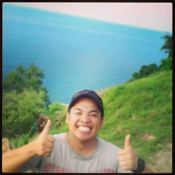 Oh yeah! (at Dili, Timor Leste)