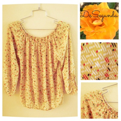 desegunda:  Will be on sale this week on Etsy :D   70's inspiration 💛🌸✌Shop shop shop on etsy 😁