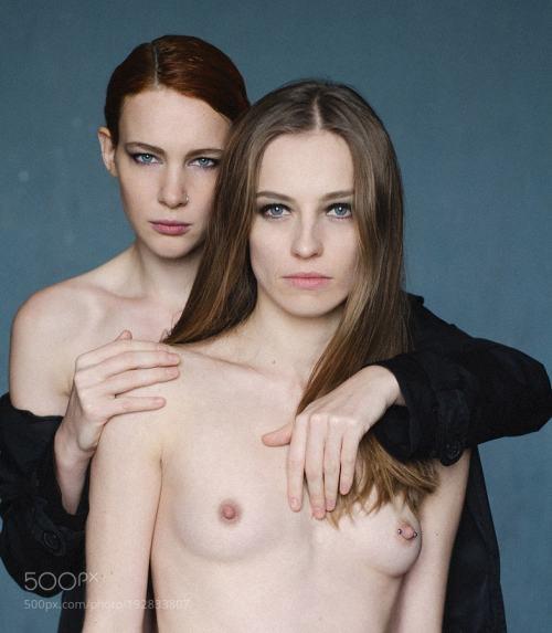 3 лесбиянки анал