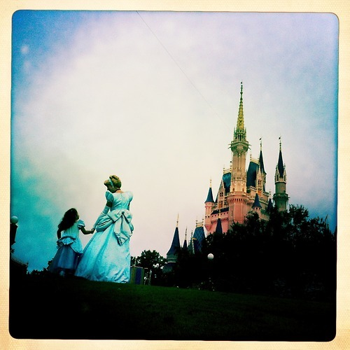 disneyparksphotoproject:  Princess Tour photographer: Ben Van Hook location: Magic Kingdom Park