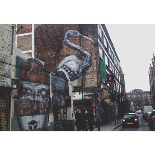 Bricky (at Brick Lane)