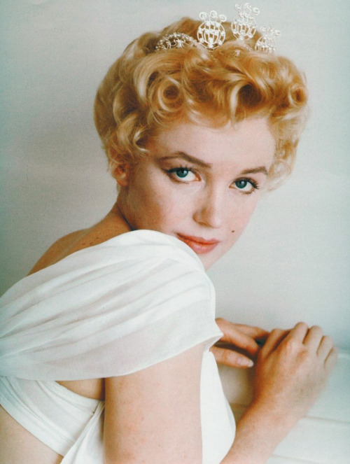 Marilyn by Milton Greene, 1956
