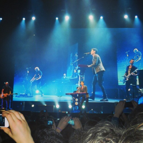 the script was AMAZING last night ♥
