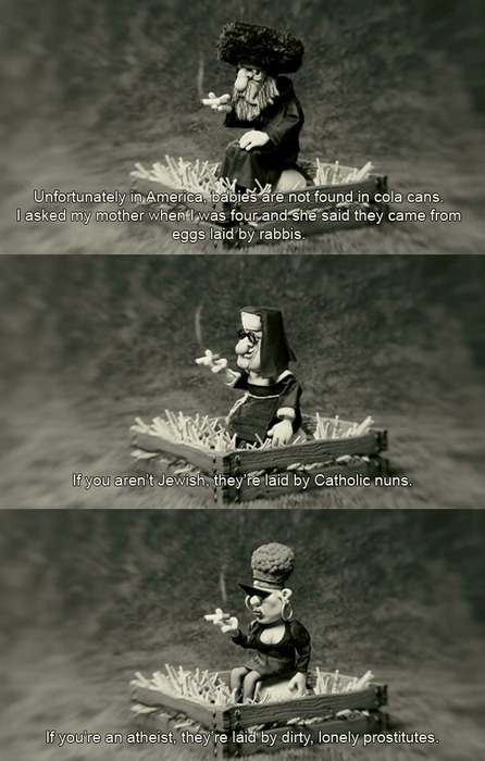 dannisaur:  Truths taught inMary & Max.