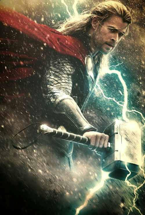 ticooldabeatz:  Thor: The Dark World