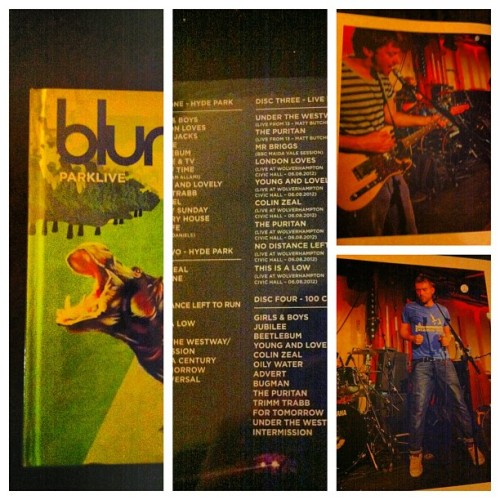 My latest goodie from Blur showed up. I ordered this months ago. Wahoo!