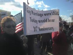 protest lgbtq Marriage Equality