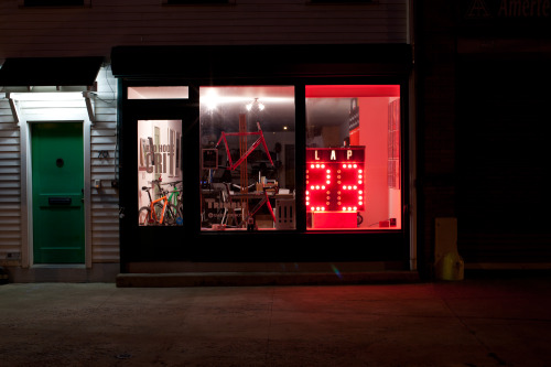 daveaugusttrimble:  The Red Hook Office