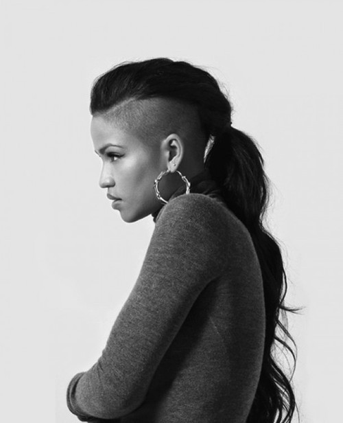 "(via Cassie - Numb ft Rick Ross) Damn i like this shit! Off Cassie's Rock A Bye Baby tape. ""Kobe Bryant money, Nigga you ain't gotta love him Swish!"""